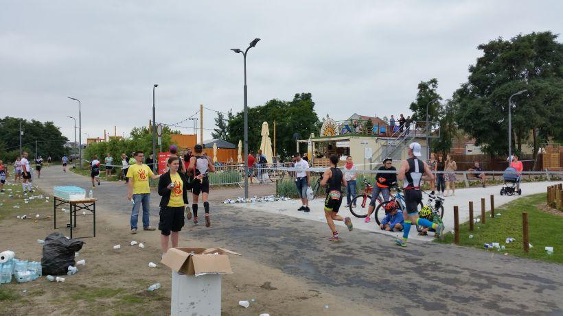 rozwidlenie Poznań Triathlon
