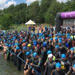 Relacja z Triathlonu Lwa w Lusowie